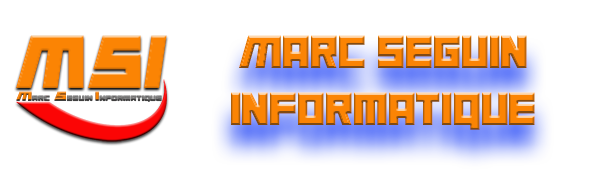 Marc Seguin Informatique